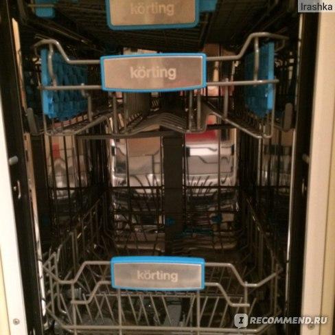 Отзывы korting kdi 60175 | посудомоечные машины korting | подробные характеристики, видео обзоры, отзывы покупателей