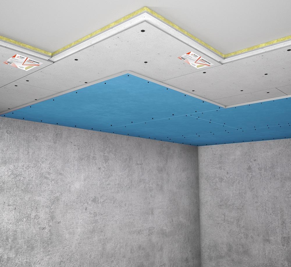 Как сделать шумоизоляцию в квартире под натяжной потолок и стоимость