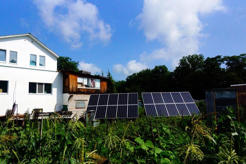 Резервный источник энергии для загородного дома