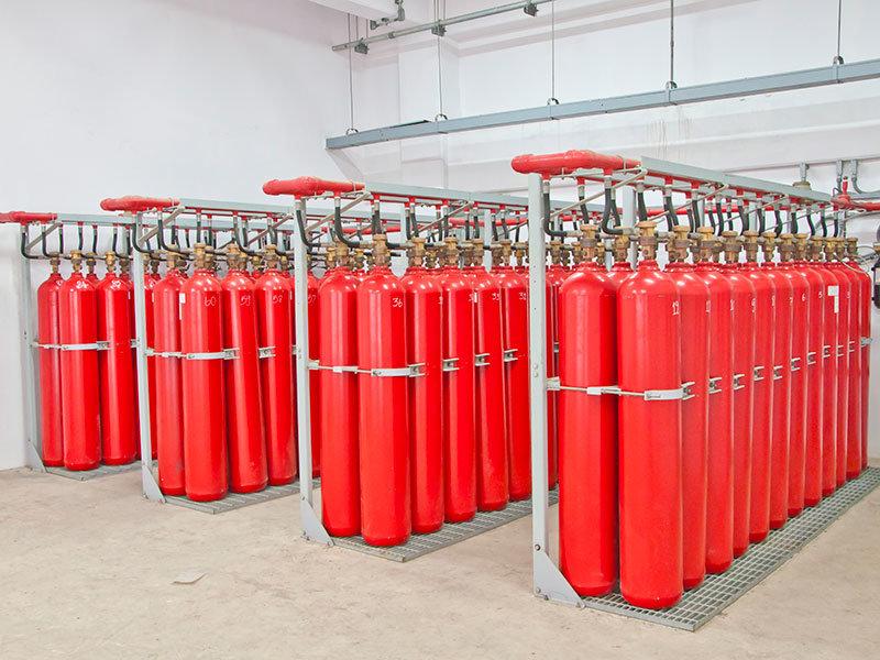 Основные правила безопасного хранения и перевозки газовых баллонов