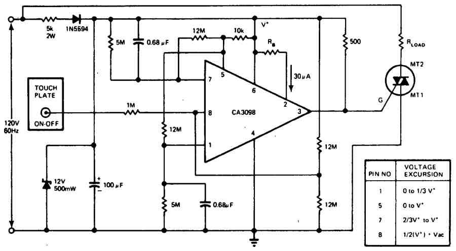 Акустический выключатель своими руками: простое управление светом по хлопку, электрическая схема и инструкции для самостоятельной сборки