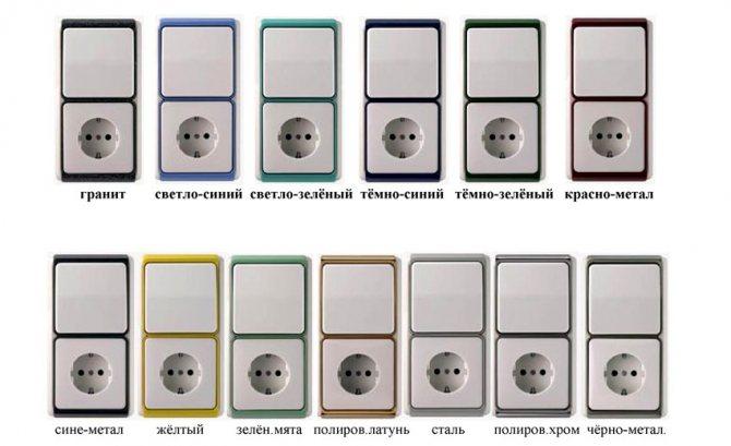 8 советов по размещению розеток и выключателей в квартире