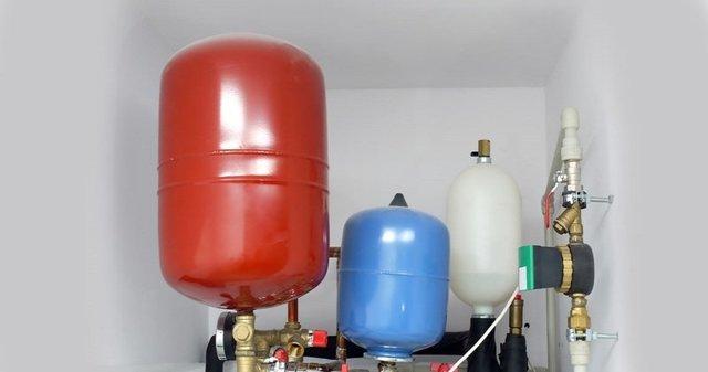 Заполнение системы отопления водой или теплоносителем