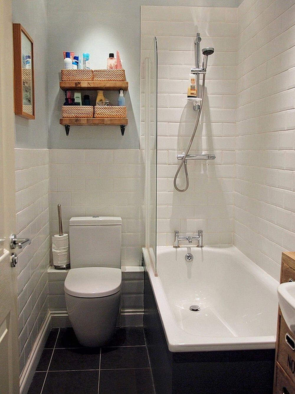 Дизайн маленькой ванной комнаты без туалета идеи и варианты оформления 39 фото