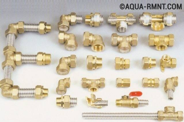 Фитинги для металлопластиковых труб отопления: сварка композитных и диаметр, срок службы