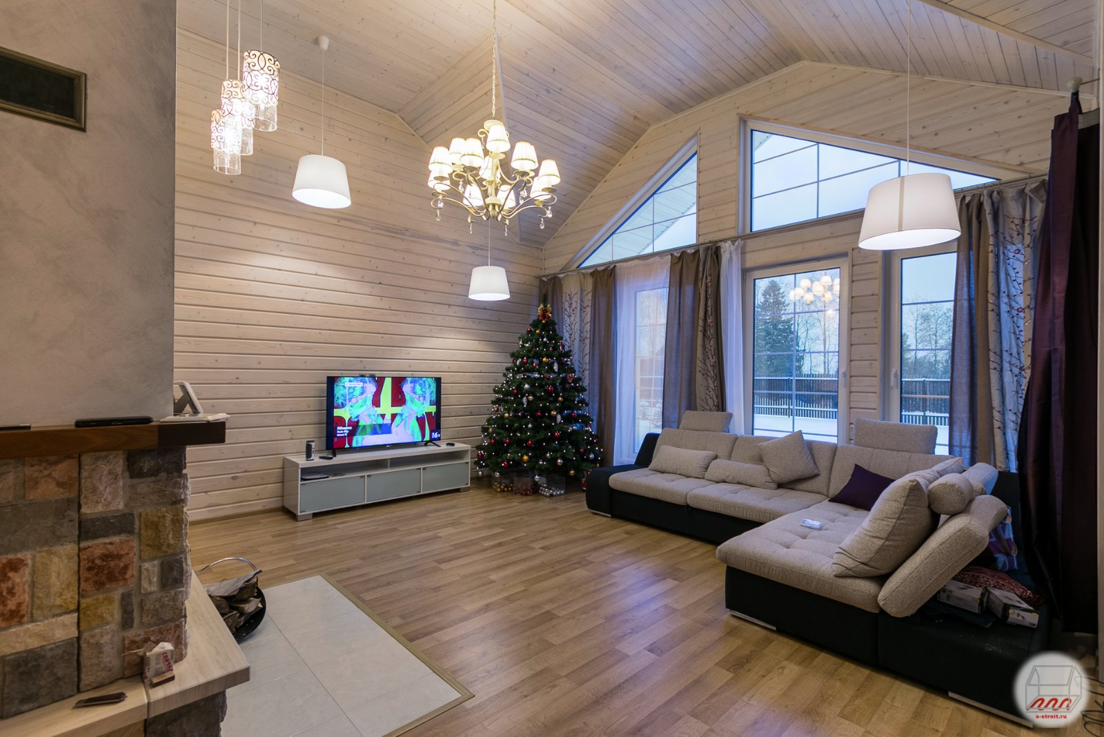 Зрительное увеличение пространства в комнате – только дельные советы