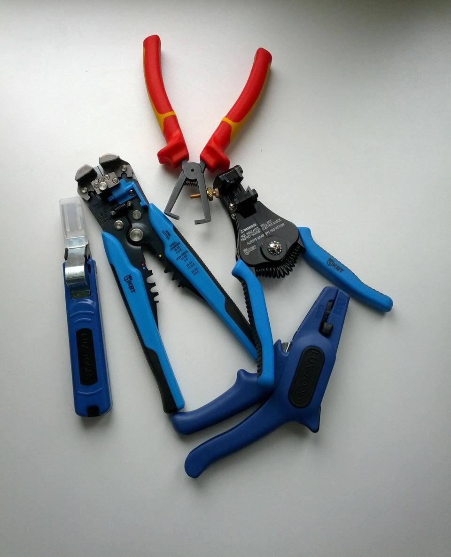 Клещи для снятия изоляции с проводов: устройство и назначение инструмента