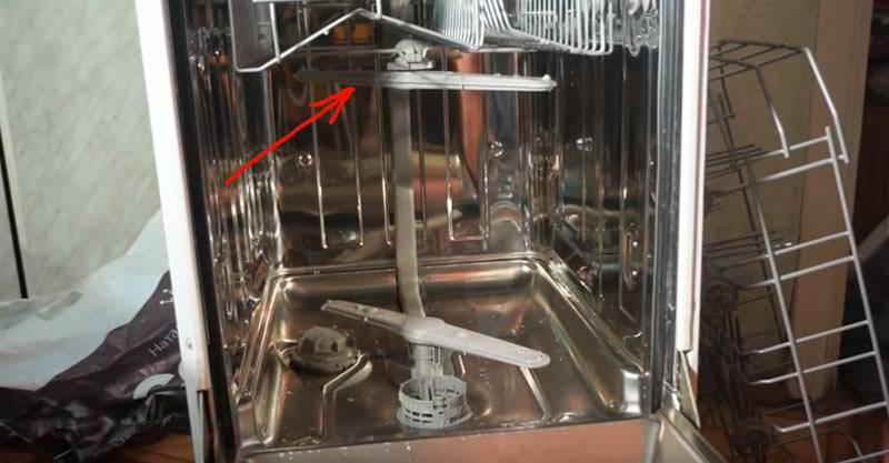 Посудомоечная машина оставляет белый налет на посуде