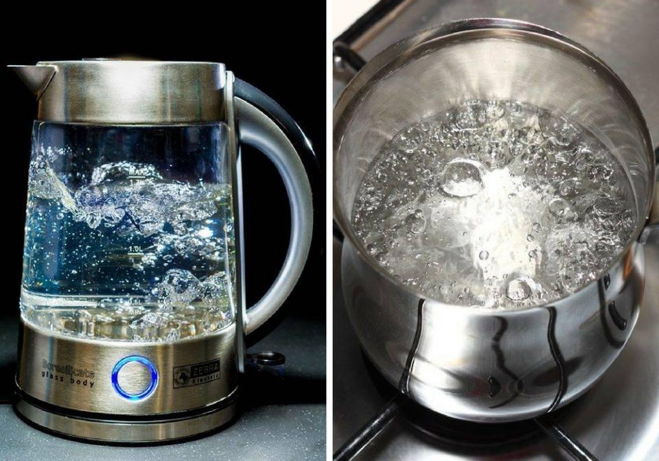 Кипятить воду несколько раз: вредно или нет?