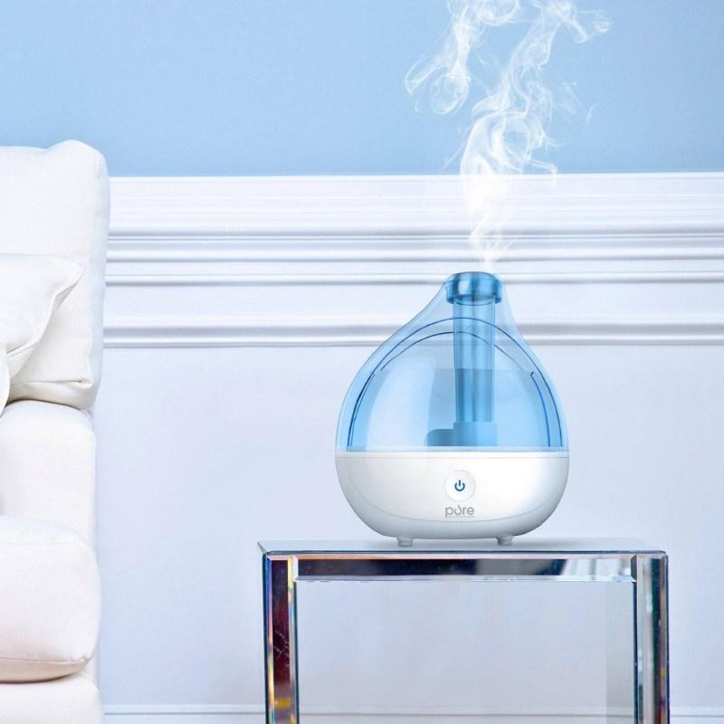 Как работает увлажнитель воздуха: устройство, принцип работы и разновидности приборов