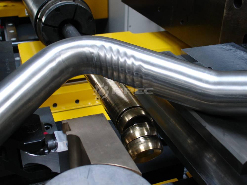 Гибка труб - современные способы и оборудование