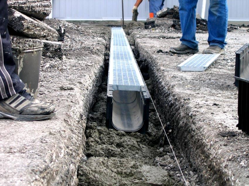 Дренаж на участке — инструкция по обустройству системы отвода воды своими руками (115 фото)