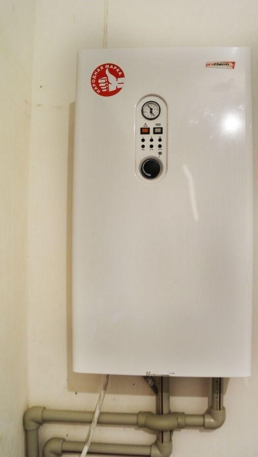 Популярный двухконтурный электрический котел протерм - подбор модели и монтаж оборудования