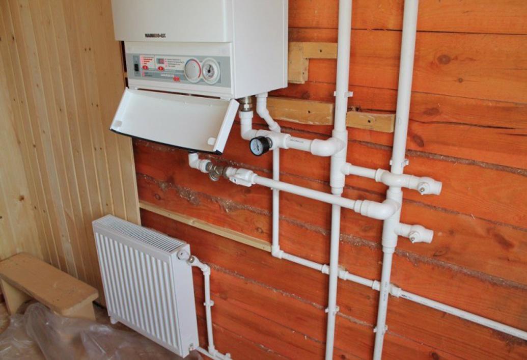 Разводка отопления частного дома своими руками