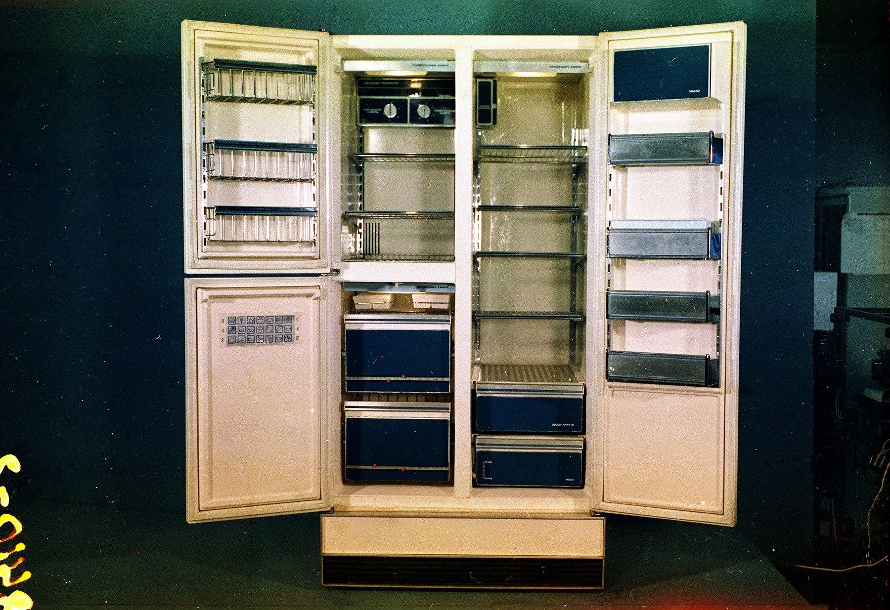 """Холодильники """"зил"""" - взлеты и падения... часть iii   cтатьи о холодильниках и морозильниках   холодильник.инфо"""
