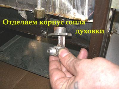 Замена жиклеров в газовой плите: назначение, устройство - самстрой - строительство, дизайн, архитектура.