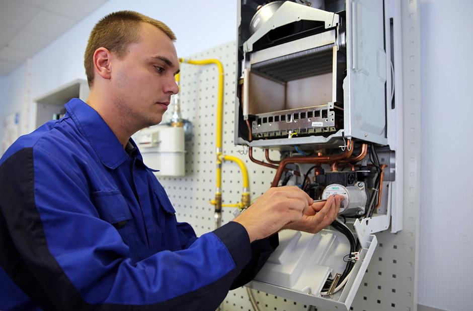 Техническое обслуживание и ремонт газовой плиты