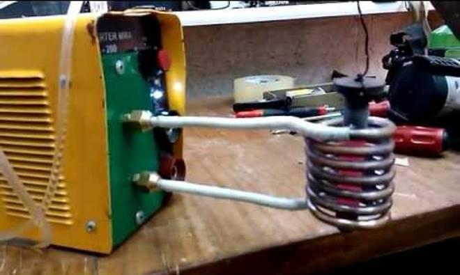 Как собрать индукционный нагреватель своими руками - жми!