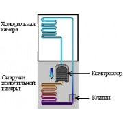 Принцип работы автохолодильника и его устройство