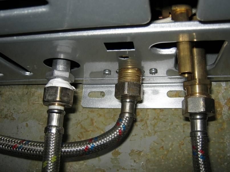 Герметизация газовых труб различными видами герметиков
