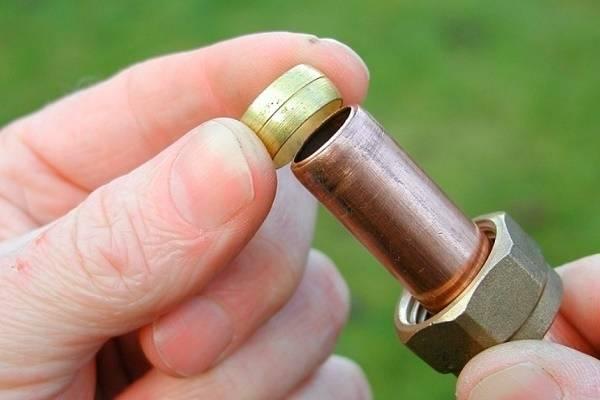 Водопроводные медные трубы: маркировка сортамента, область применения, преимущества