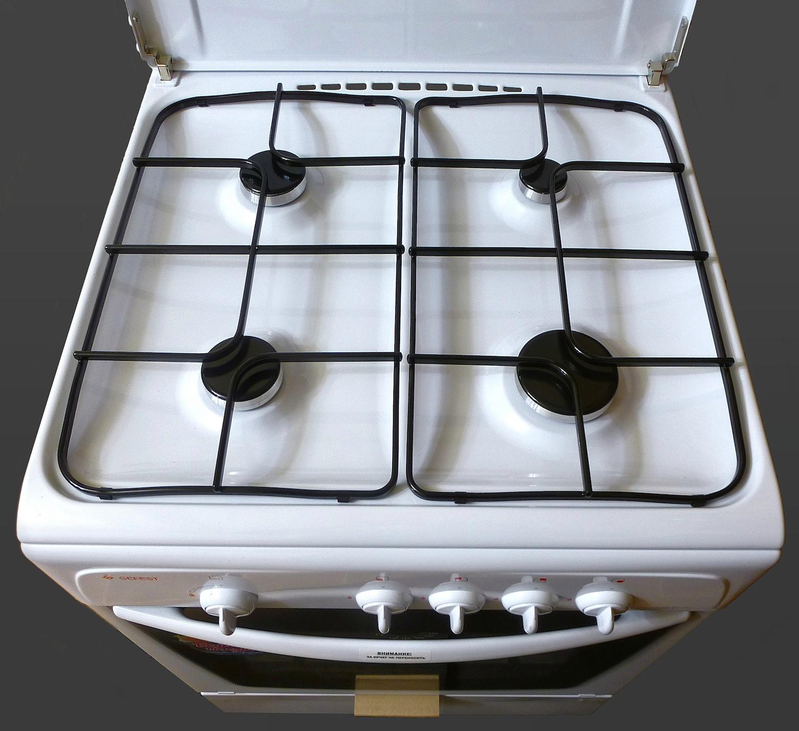 Газовые плиты с керамической горелкой - их особенности и функциональность, топ-5 лучших
