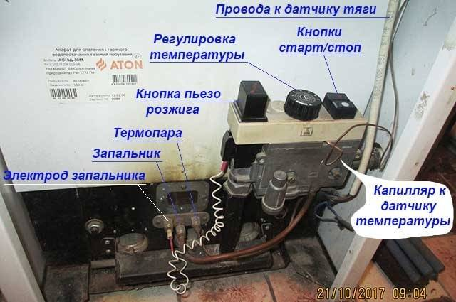 Автоматика 630 eurosit. регулировка.