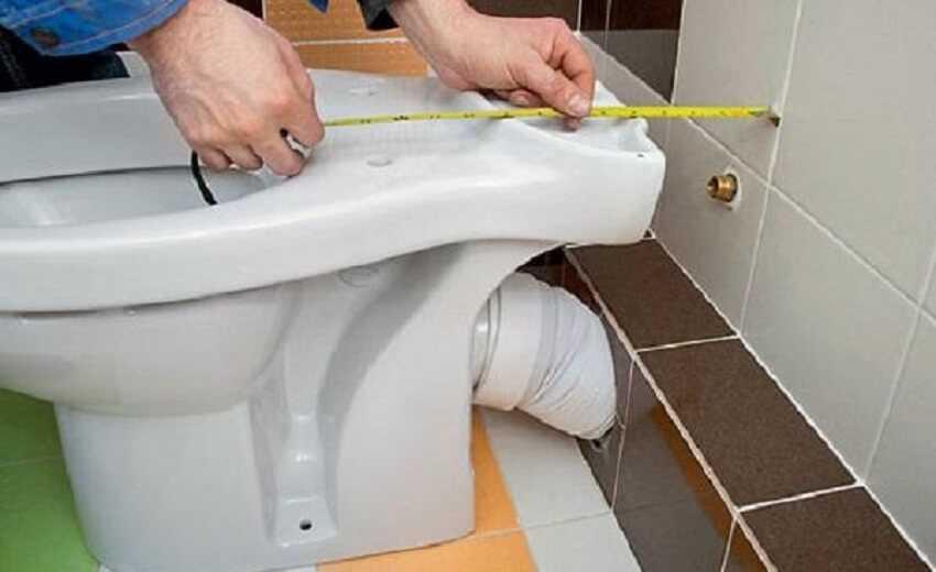 Замена унитаза своими руками - все о канализации