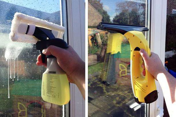 Стеклоочистители для мытья окон: швабры и другие устройства и приборы