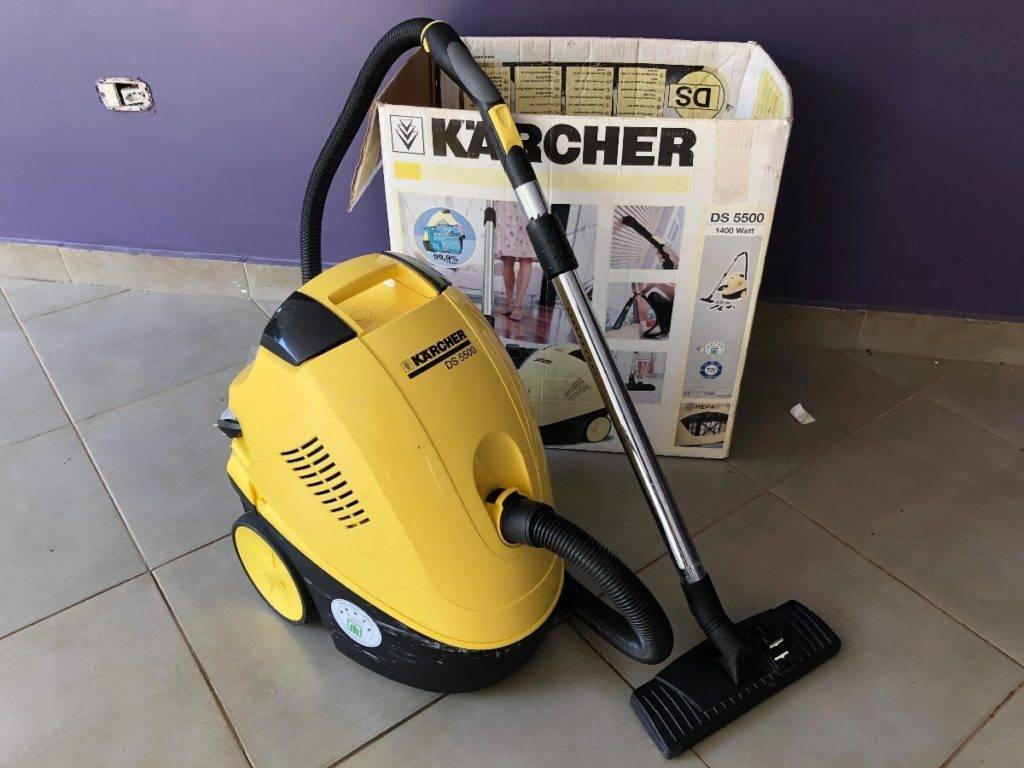 10 лучших моющих пылесосов - рейтинг 2020