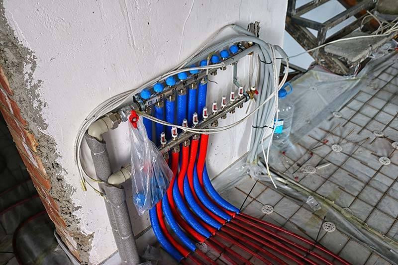 Заполнение системы отопления теплоносителем своими руками: пошаговая инструкция