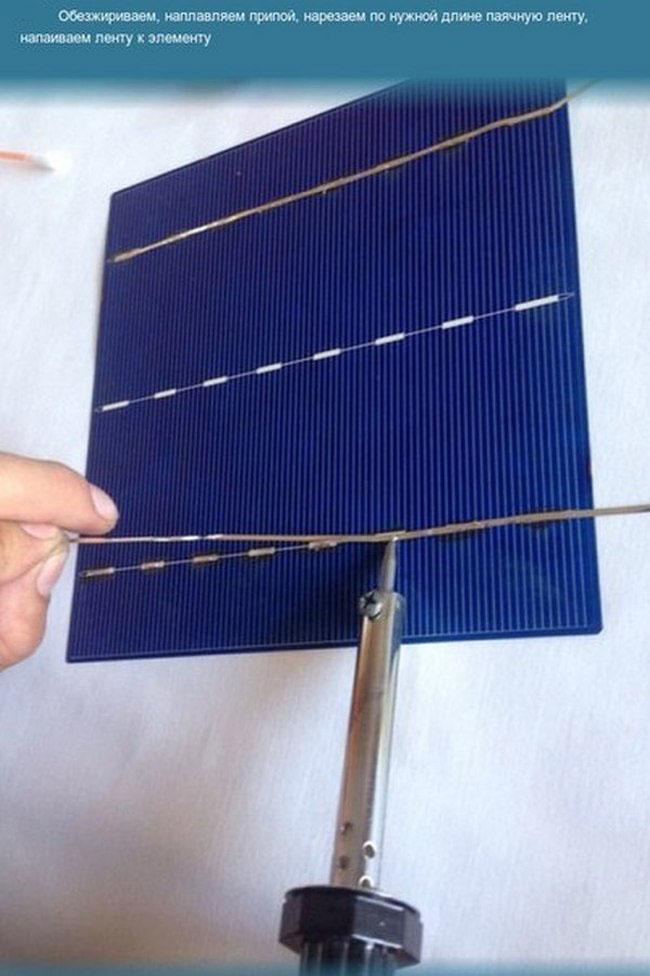 Как сделать солнечную батарею своими руками: способы сборки и монтажа солнечной панели