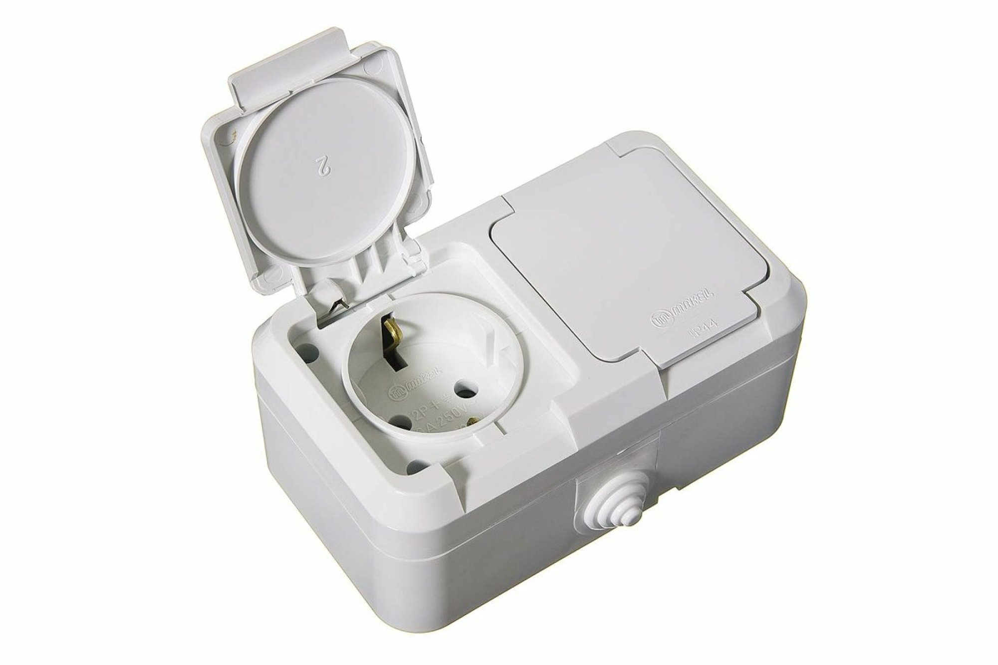 Что такое штепсельная розетка, устройство, виды, монтаж своими руками, высота установки, маркировка и степени защиты - elektrikexpert.ru