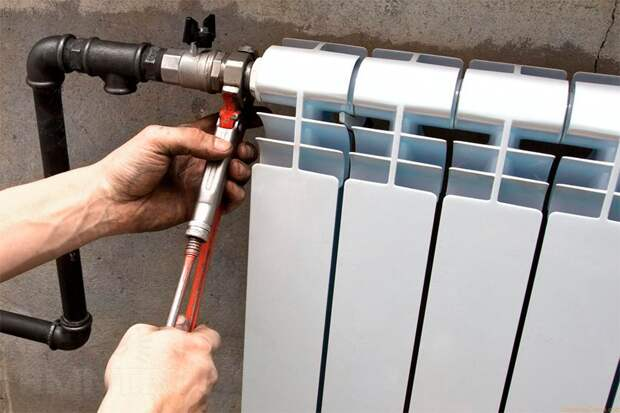 Как спустить воздух с частной системы отопления