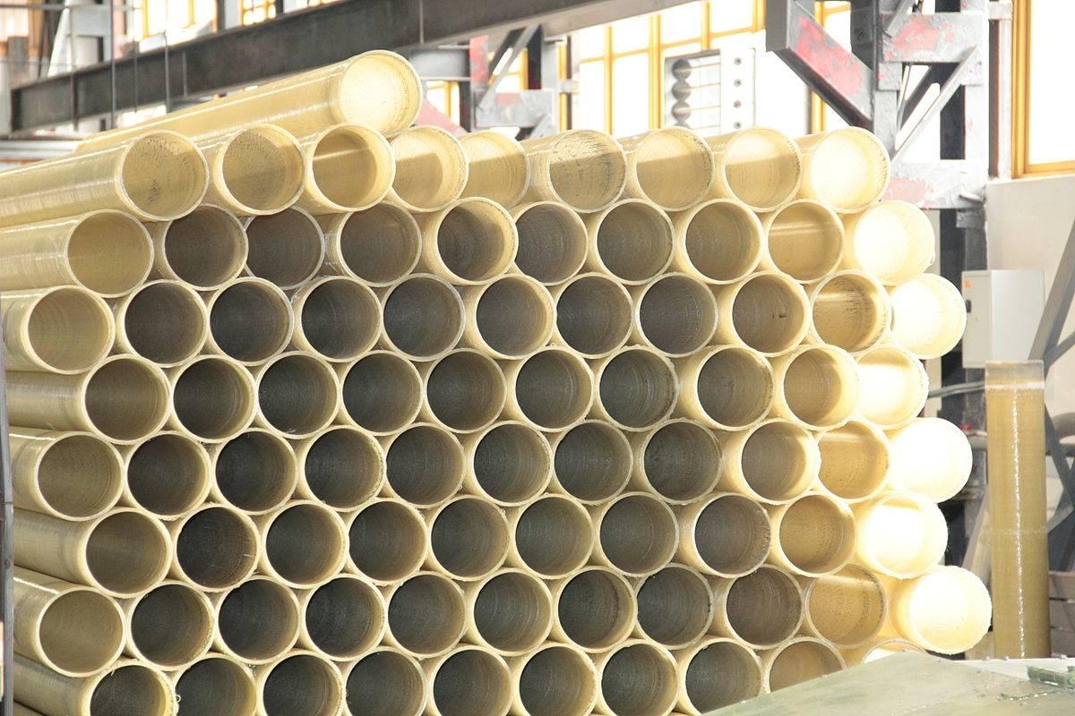 Стеклопластиковые трубы: особенности производства и производители - точка j