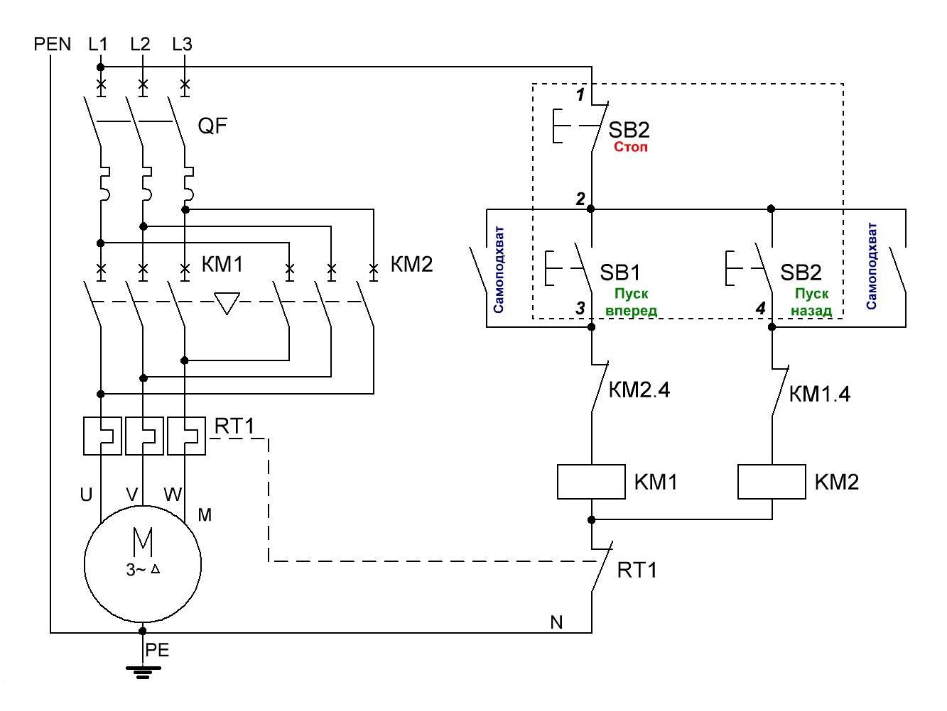 Как подключить пускатель на 380 - всё о электрике