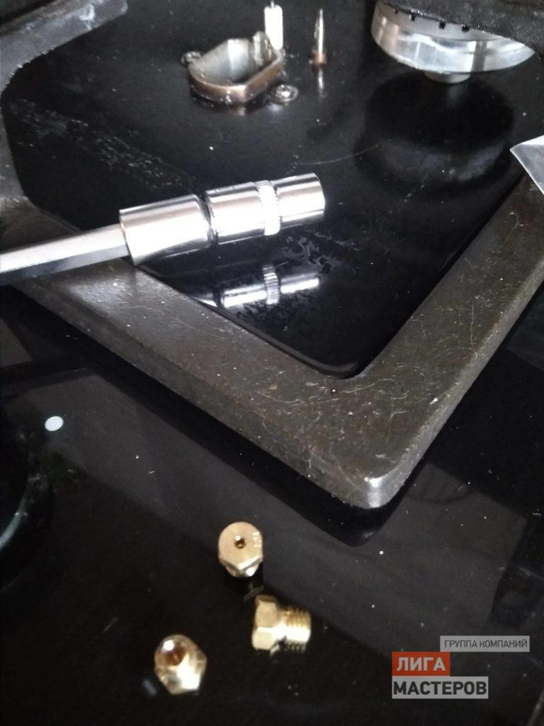 Газовая форсунка для отопления частного дома - pechiexpert