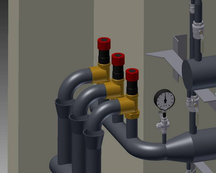 Предохранительный клапан сброса давления газа: виды сбросных клапанов и правила работы с ними