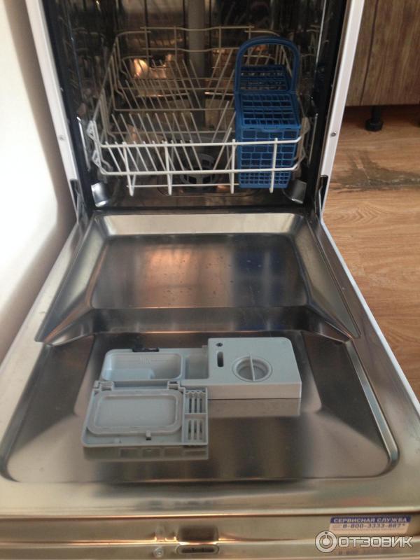 Посудомоечная машина indesit dsr 15b3 ru - обзор, характеристики, отзывы