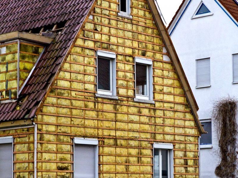 Обшивка дома снаружи: материалы технологии + фото - видео