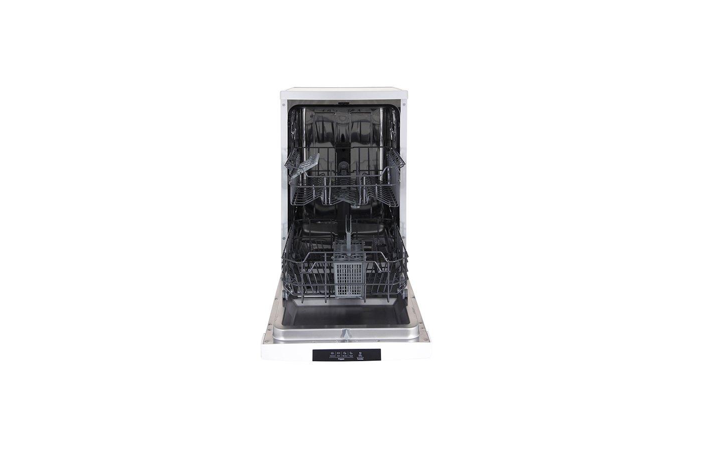 Обзор посудомоечных машин midea 45 см