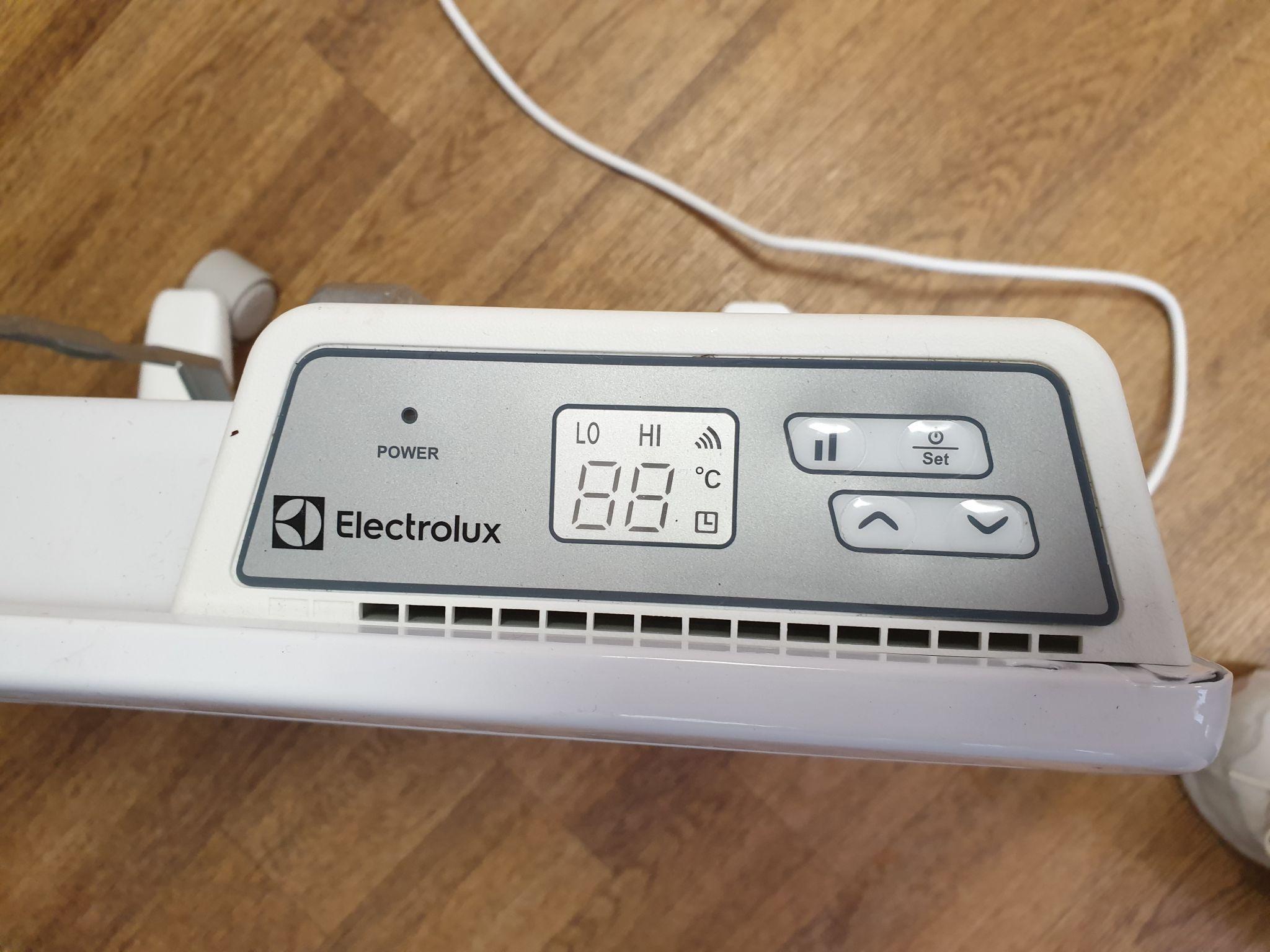 Конвектор электрический с терморегулятором - лучшее отопление