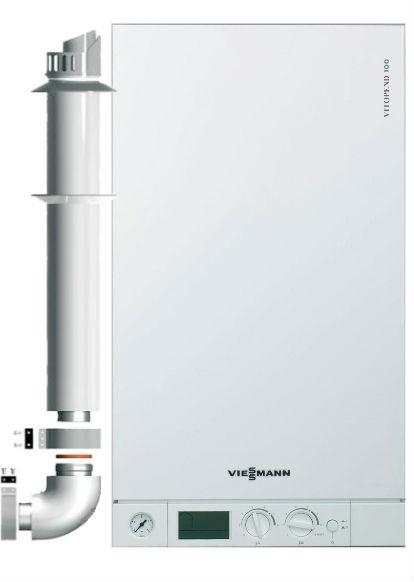 Виды газовых котлов