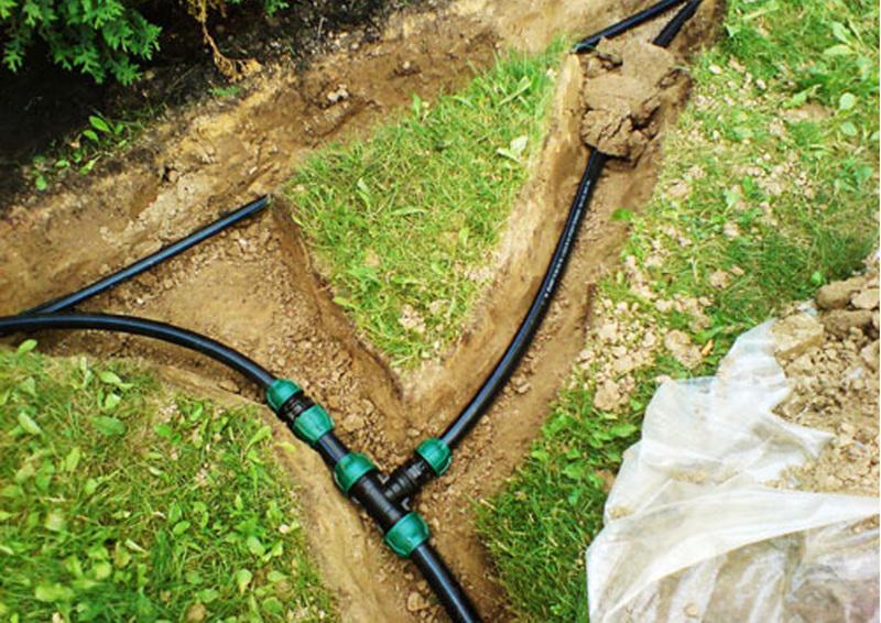 Водопровод на даче: дачное водоснабжение своими руками, водоотдача зимней и летней водопроводной сети для дома
