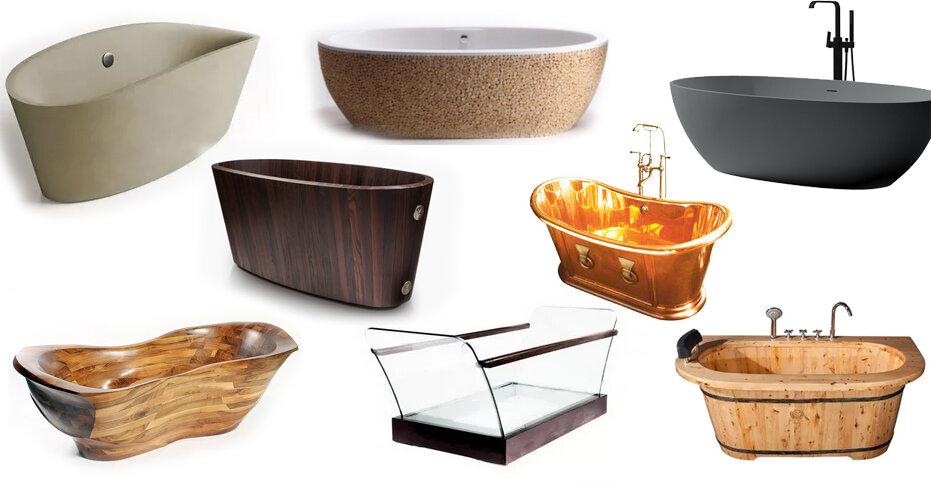 Какая ванна лучше всего подходит для квартиры
