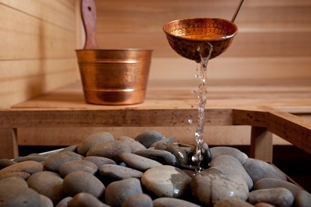 Камни для бани (45 фото): какие лучше и как правильно выбрать - happymodern.ru