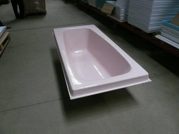 Акриловая вставка в ванну - виды вкладышей, отзывы и производители