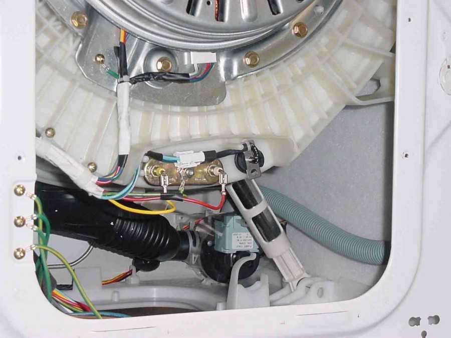 Замена тэна в стиральной машине: как поменять, снять и вытащить? правила ремонта. что советуют специалисты?