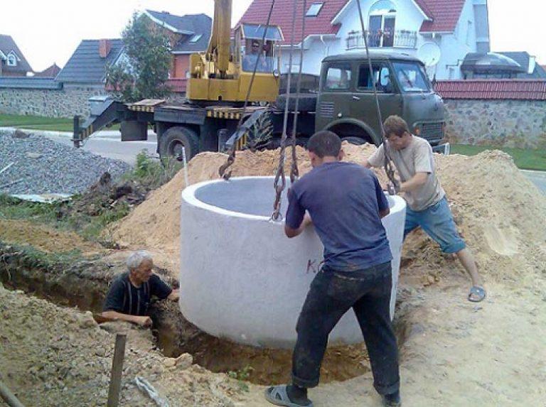 Как обманывают клиентов при строительстве колодцев? | домострой