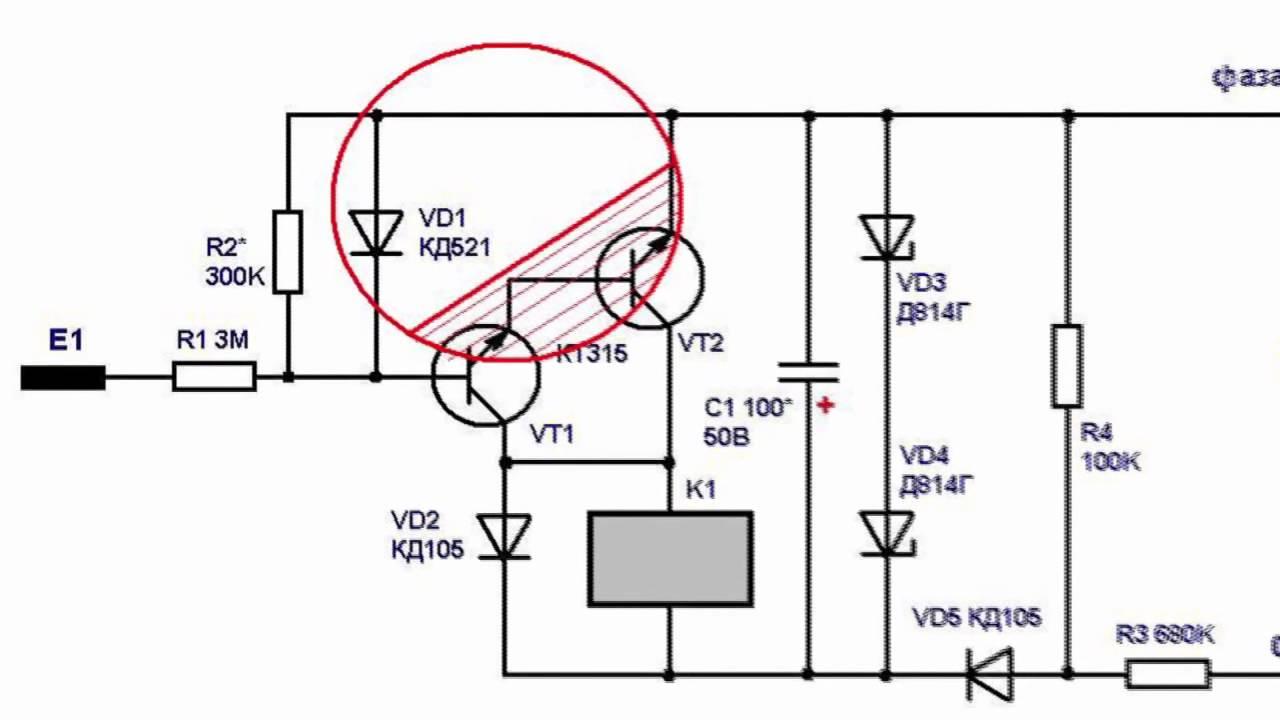 Сенсорный выключатель света: виды, устройство, принцип работы и подключение